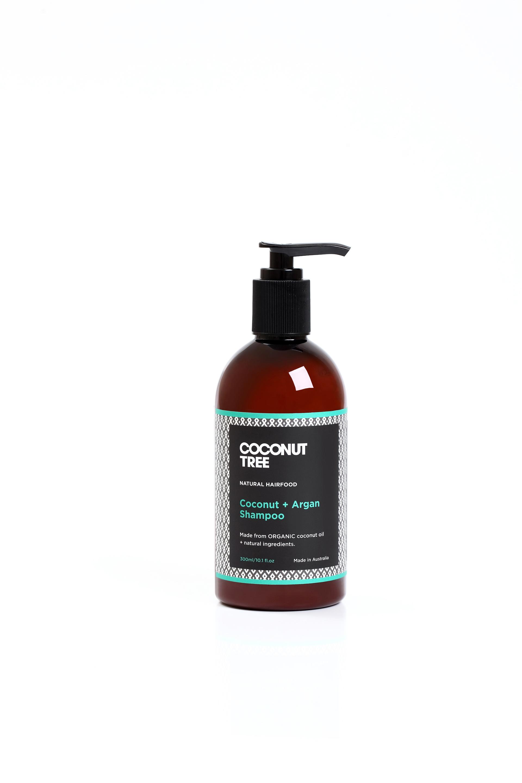 Coconut + Argan Shampoo - The Australian Made Campaign