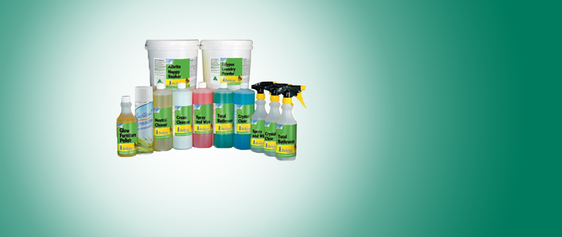 Bebrite Cleaning Products